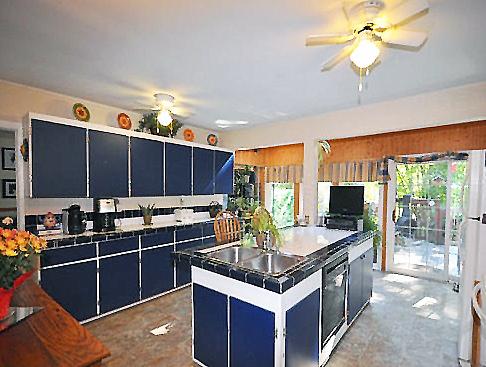 Home Staged Kitchen